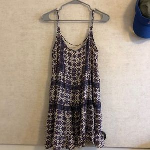 BRANDY MELVILLE DRESS BOHEMIAN